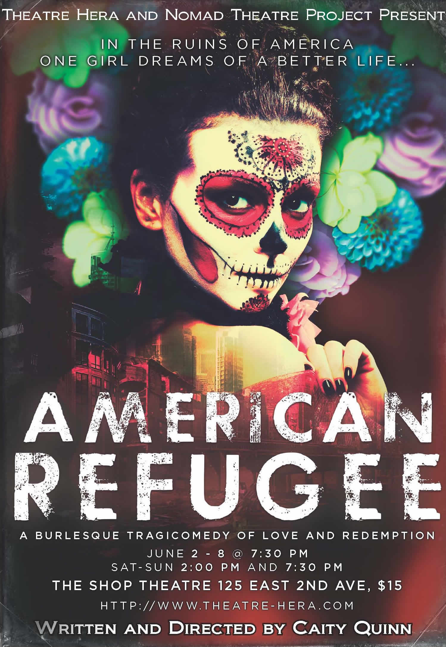American Refugee Poster
